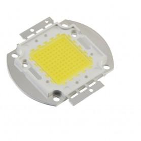 LED پاور 100W سفید مهتابی چیپ بزرگ