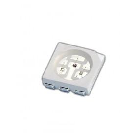 LED RGB SMD پکیج 5050 بسته 100 تایی