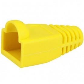 کاور سوکت شبکه زرد