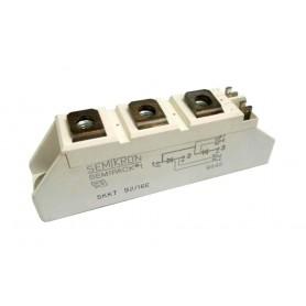 ماژول تریستور قدرت SEMIKRON/SEMIPACK-SKKT 92/16E-95A-1600V