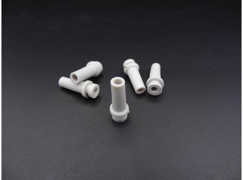 گلند و محافظ کابل پلاستیکی ساده