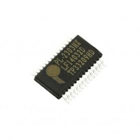 تراشه مبدل USB به سریال PL2303HXD