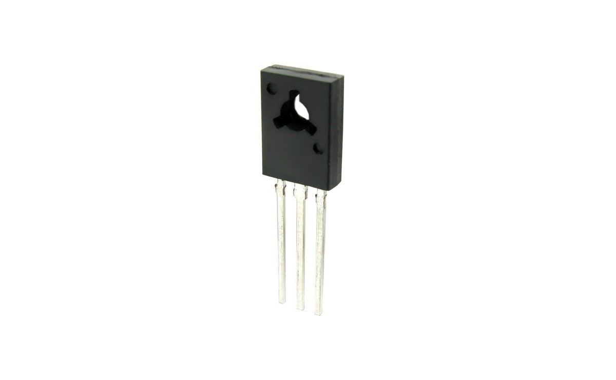 ترانزیستور BD140 پکیج TO-126