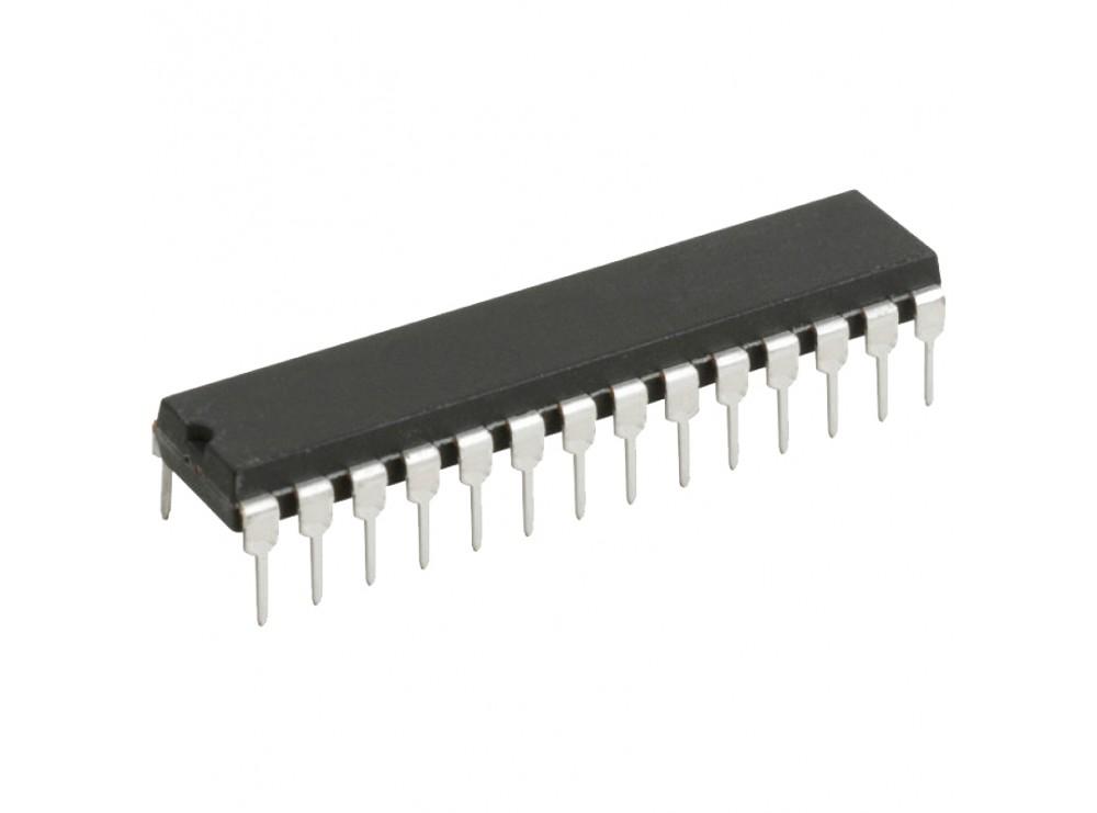 تراشه کنترلر شبکه ENC28J60 پکیج DIP