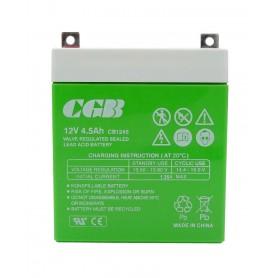 باتری خشک 12 ولت 4.5 آمپر ساعت مارک CGB