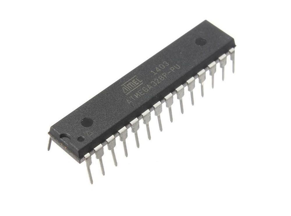 میکروکنترلر ATMEGA328P-PU پکیج DIP