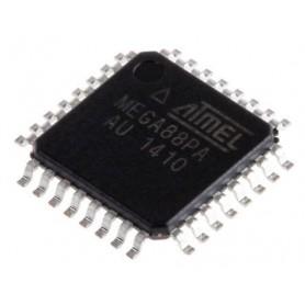 میکروکنترلر ATMEGA88PA-AU پکیج SMD