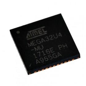 میکروکنترلر ATMEGA32U4-MU