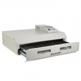 کوره هوای گرم 2500W کشویی مدل T962C