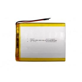 باتری لیتیوم پلیمر 3.7v ظرفیت 4000mAh