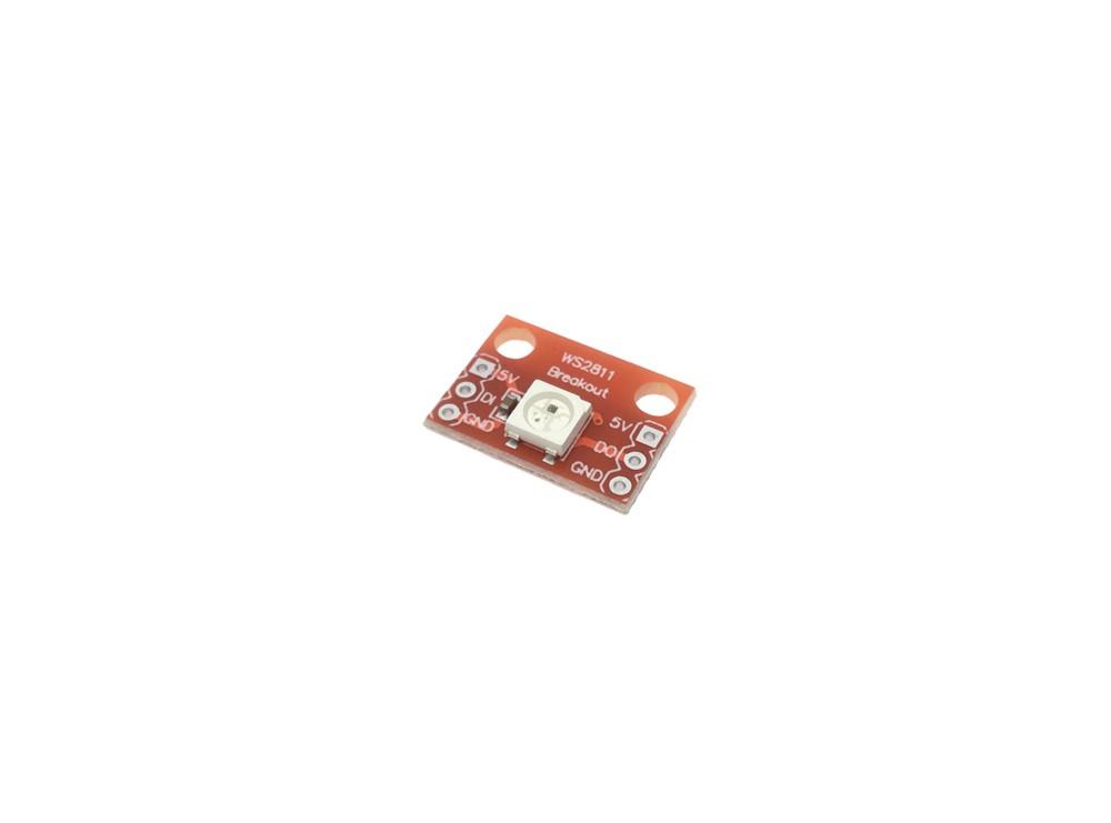 ماژول LED RGB مدل WS2812/WS2811
