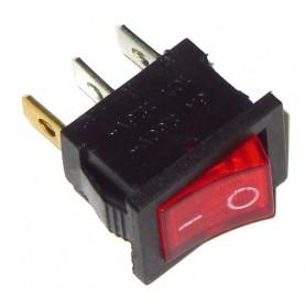 کلید راکر چراغدار 20X15X12mm