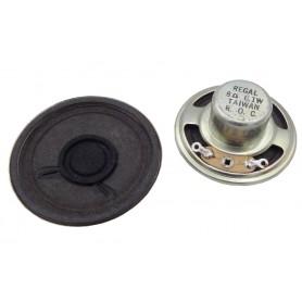 بلندگو - اسپیکر 8 اهم 0.1 وات قطر 40mm تایوانی