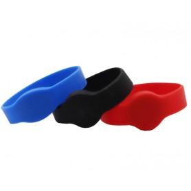 تگ RFID دستبندی سیلیکونی Mifare 13.56MHz قطر 75mm