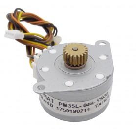 استپ موتور 7.5 درجه 24 ولت PM35L-048