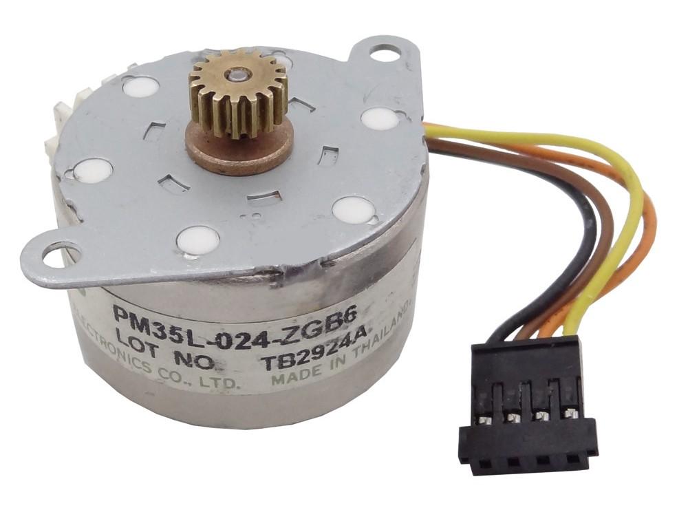 استپ موتور 15 درجه 24 ولت PM35L-024