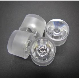 لنز و هولدر یکپارچه LED 120^ 20mm