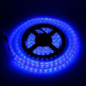 LED نواری آبی ریز 3528-2835 60Pcs رول 5متری