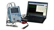 اسیلوسکوپ دیجیتال پرتابل 100MHz دو کاره HANTEK-DSO1102B