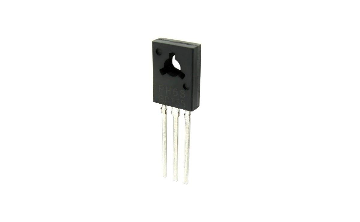 ترانزیستور BD135 پکیج SOT-32