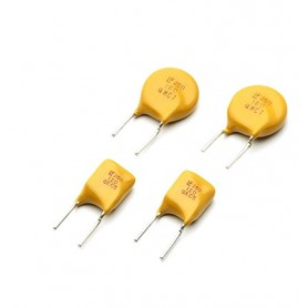 فیوز قابل برگشت - ریستی 250 ولت 0.1 آمپر کد JK250-100U