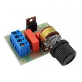 دیمر 500 وات 2A – ولتاژ 220 ولت AC