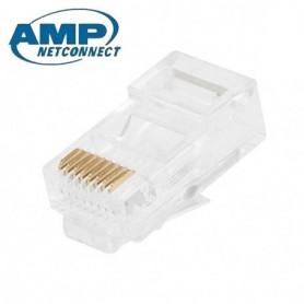 سرسوکت شبکه CAT5 8P8C مارک AMP