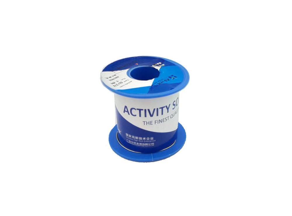 سیم لحیم 0.8 - 250 گرمی مارک ACTIVITY مرغوب