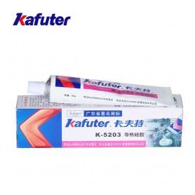 چسب سیلیکون 80 گرمی مارک Kafuter مدل K-5203