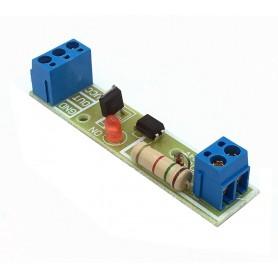 ماژول مبدل سطح ولتاژ DC به DC با ولتاژ 3.3 تا 24 ولت تک کانال