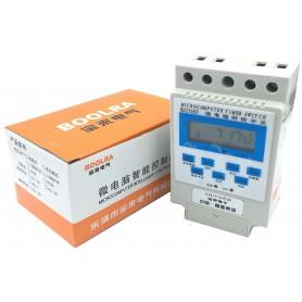 تایمر 220 ولت KG316T قابل تنظیم همراه با رله و نمایشگر