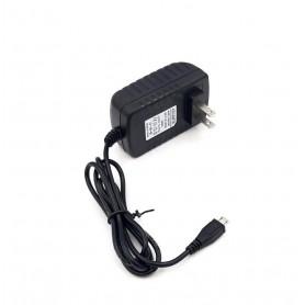 آداپتور 5 ولت 3 آمپر دیواری 5v-3A خروجی Micro USB