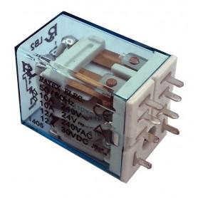 رله شیشه ای 48VDC تایوانی مارک RAYEX کد LB2-48DP