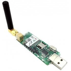 مودم USB GSM با تراشه SIM800C هادی الکترونیک