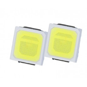 LED سفیدمهتابی SMD پکیج 5054 بسته 100 تایی