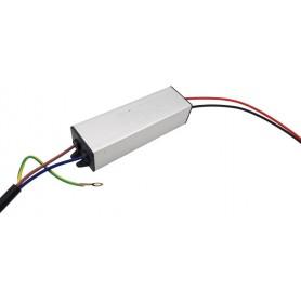 درایور LED (24-36)x1W فلزی ضدآب