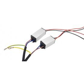 درایور LED (8-12)x1W فلزی ضد آب