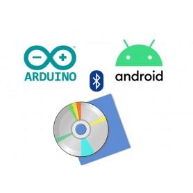 مجموعه آموزشی جامع کنترل لوازم با برد آردوینو توسط موبایل