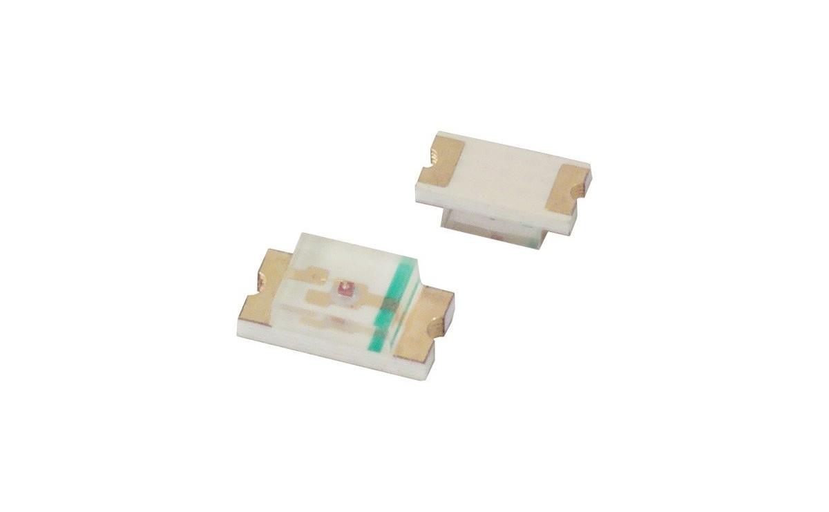 SMD LED صورتی پکیج 1206