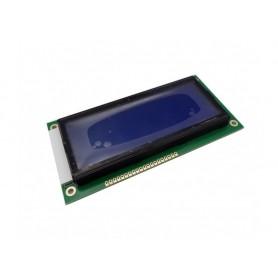 نمایشگر GLCD 64x192 گرافیکی بک لایت آبی با درایور KS0108