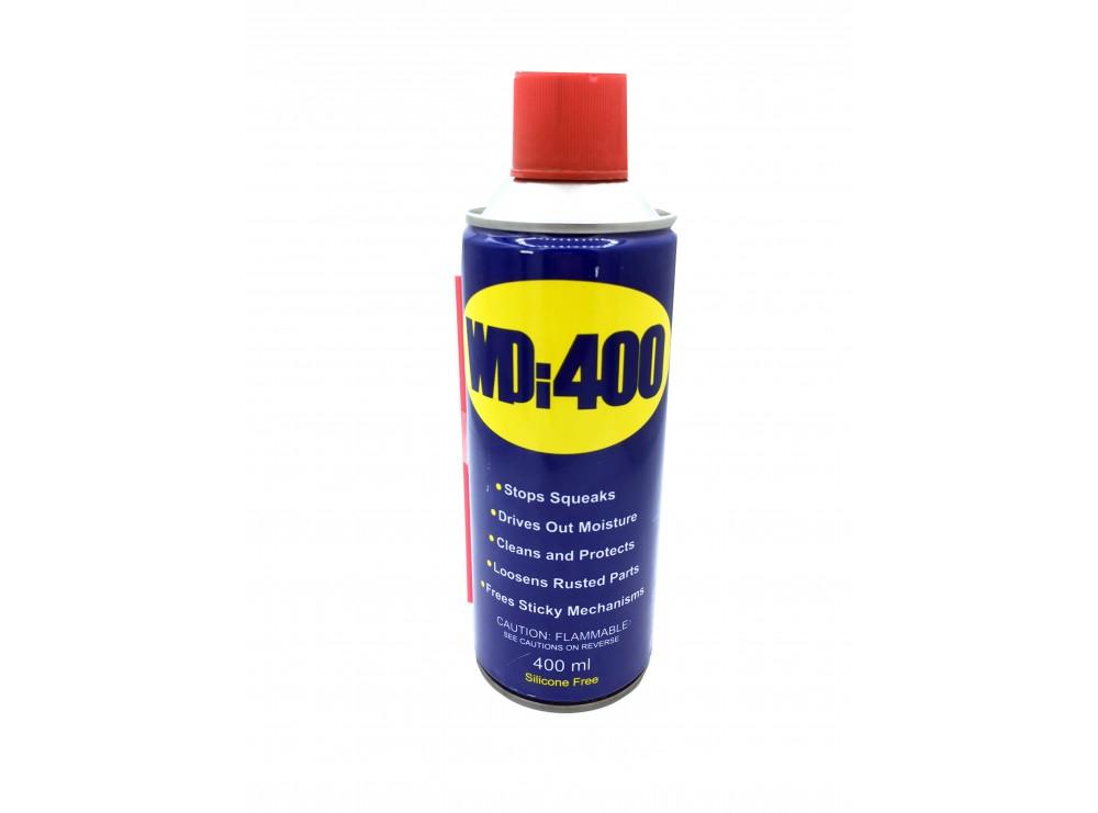اسپری روغن - زنگ بر WD-400