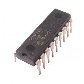 میکروکنترلر PIC16F628A-I/P پکیج DIP