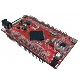هدر برد STM32F103ZET6 به همراه پروگرامر ST-Link سری RedRhino