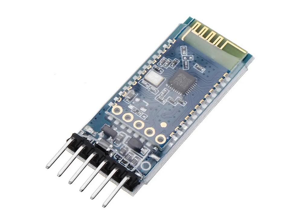 ماژول بلوتوث سریال SPP-C به همراه برد کمکی