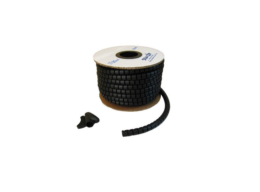 حلقه کامل سیم جمع کن خرطومی 20 میلیمتر 30 متری