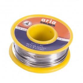 سیم لحیم 0.8 میلی متر 50 گرم Aria