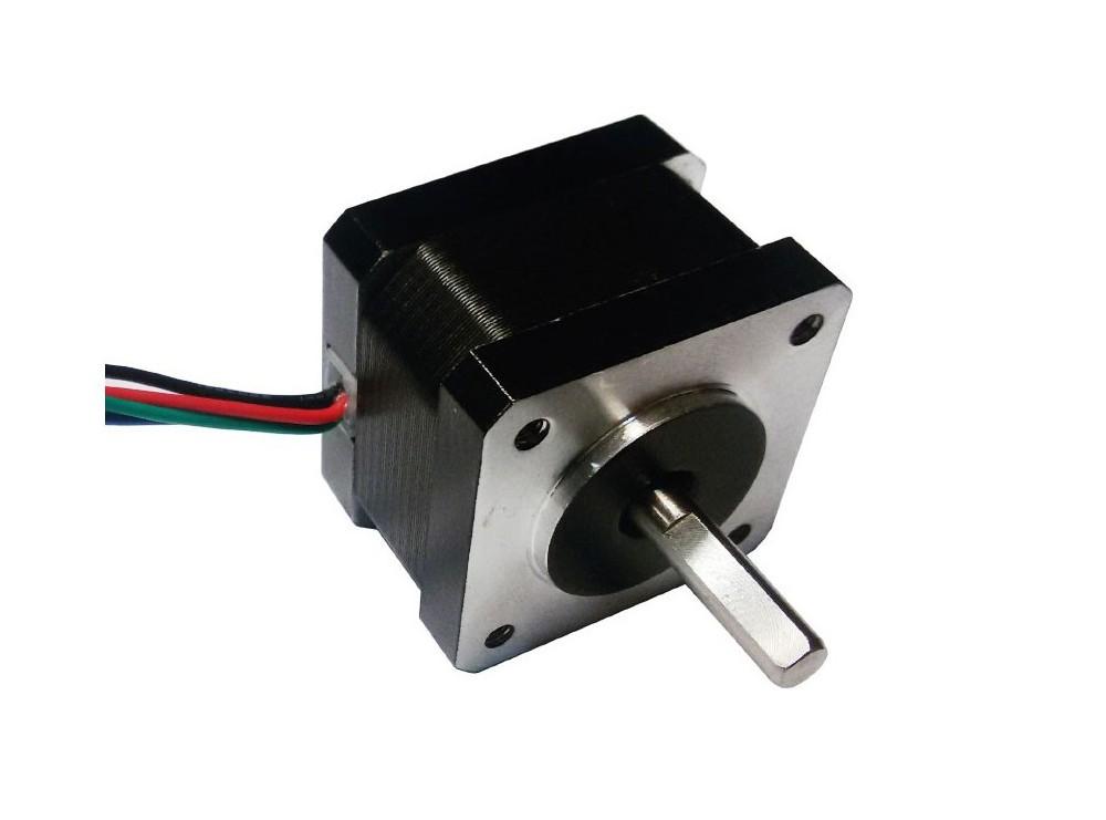 استپ موتور 2 فاز 5 درجه 4 سیمه مدل ZK-3518HB2