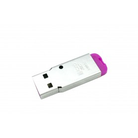 مموری ریدر تک کاره Micro SD فلزی