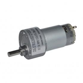 موتور گیربکس 12 ولت 1000RPM مدل DS-37RS39501210000