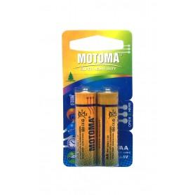 باتری قلمی Super دوتایی مارک Motoma